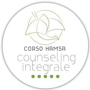 logo corso counseling integrale hamsa