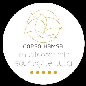 logo corso tutor musicoterapia arteterapia soundgate
